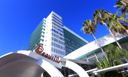 Deauville Beach Resort Miami Fire