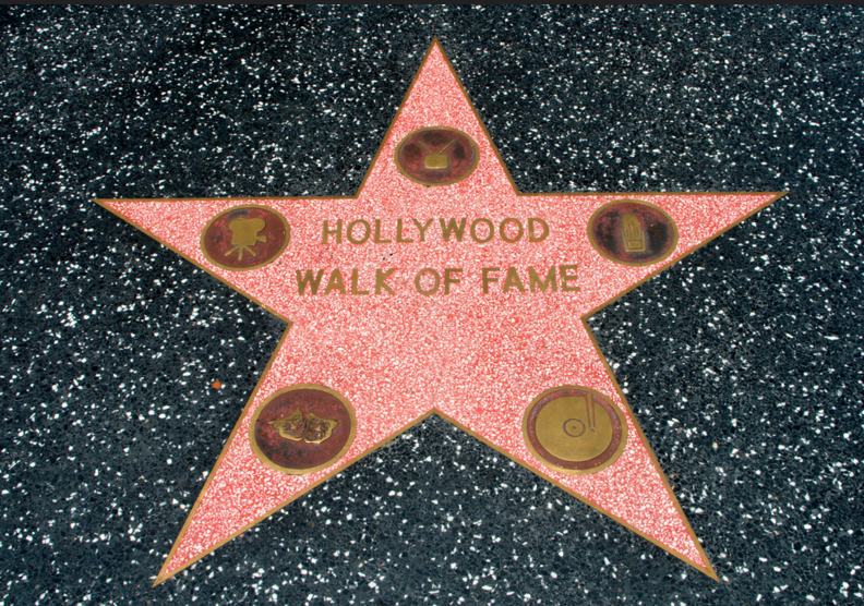 hollywood walk of fame list of rock 39 n roll stars on the walk. Black Bedroom Furniture Sets. Home Design Ideas
