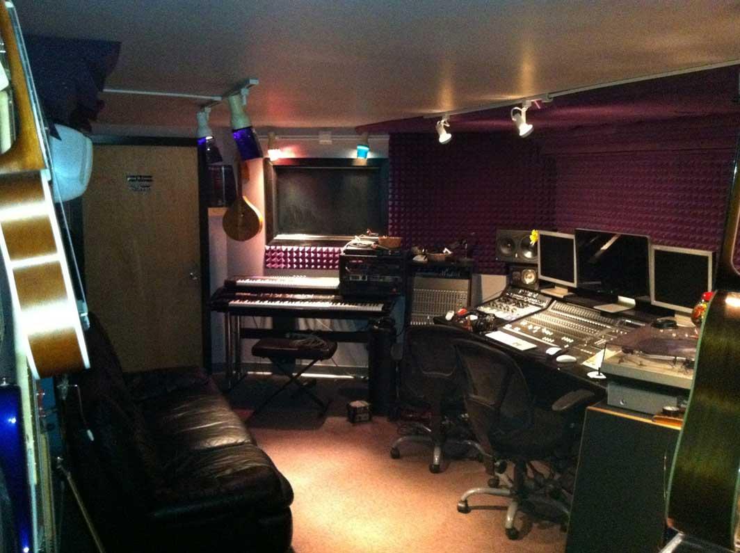 Fantastic The Secret Sound Recording Studio Largest Home Design Picture Inspirations Pitcheantrous