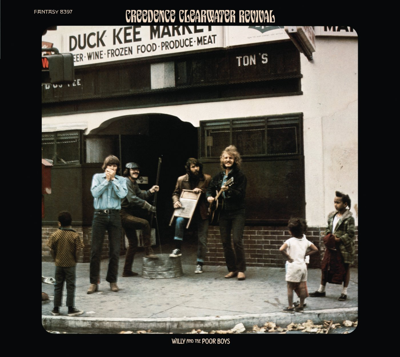 Willy and the Poor Boys — Creedence Clearwater Revival ...